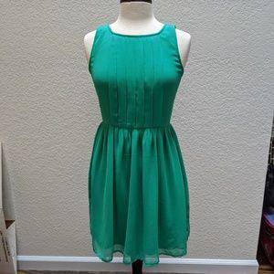 Delia's Green Sundress ! Size 7